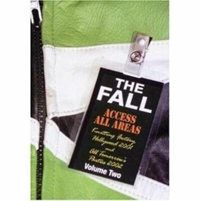 Fall, the - Live at the Knitting Factory ATP Festival DVD NEU