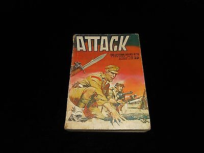 Attack Album relié 13 contient Attack 54, 55, 56, 57 Imperia 1976