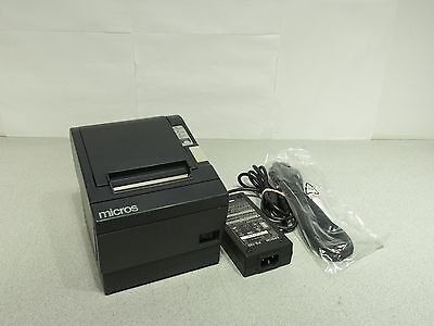 Epson TM-T88II M129B Thermal Kitchen Receipt Printer IDN For Win XP Black