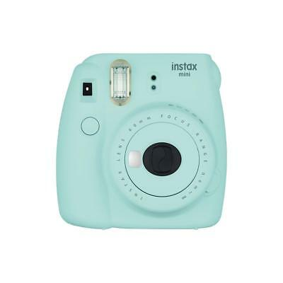 Fujifilm Instax Mini 9 Camera, Ice Blue #16550643