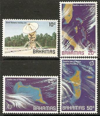 Bahamas Sg581/4 1981 Space Exploration Mnh