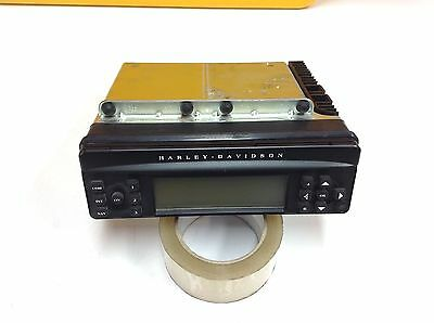 98-13 Genuine Harley OEM Touring Harmon-Kardon Radio CD Player