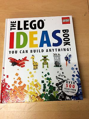 The Lego Ideas Book You Can Build Anything Hardback New Book