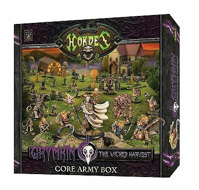 Hordes Grymkin 50 point Army (mini's only) PIP76028 Pre-Order Free Oversea Ship!