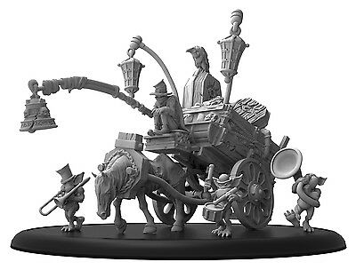 Hordes Grymkin Death Knell Battle Engine PIP76027 - Free Overseas Shipping!!!