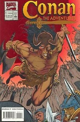 Conan the Adventurer (1994-1995) #1