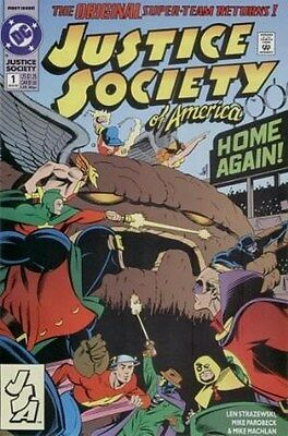 Justice Society of America Vol. 2 (1992-1993) #1 of 10