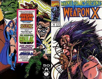 Marvel Comics Presents (1988-1995) #78