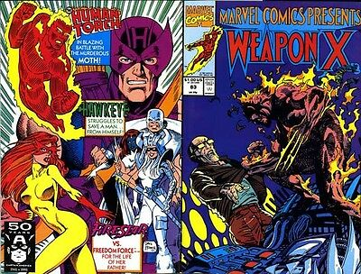 Marvel Comics Presents (1988-1995) #83