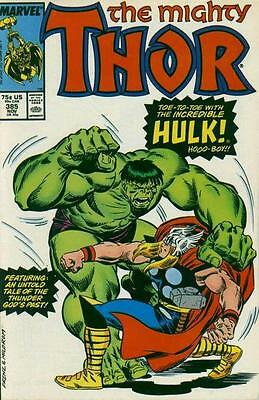 Mighty Thor Vol. 1 (1966-2011) #385