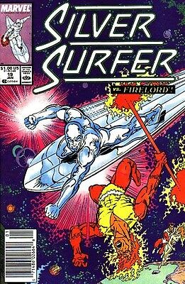 Silver Surfer Vol. 3 (1987-1998) #19