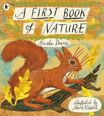 A First Book of Nature (Paperback), Davies, Nicola, 9781406349160