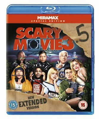 Scary Movie 3.5 [Blu-ray] - DVD  QYVG The Cheap Fast Free Post
