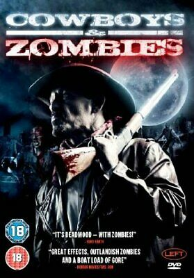 Cowboys & Zombies [DVD] - DVD  OGVG The Cheap Fast Free Post