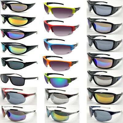 24 Pairs Men Fashion Designer Retro Vintage UV 100% WHOLESALE LOTS SUNGLASSES