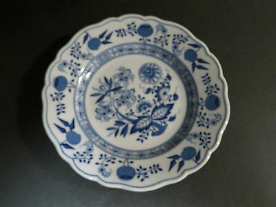 Hutschenreuther BLUE ONION Salad Plate - 7.5 inch  - Germany