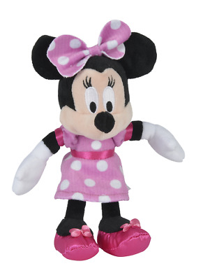 Simba 6315874738 - Plüschfigur - Disney`S Minnie Mouse Helper - (Ca. 17cm) - Neu