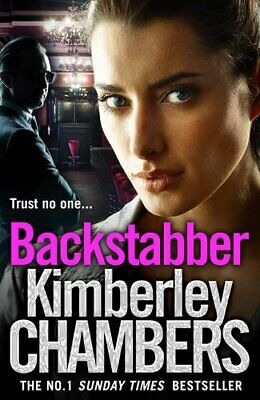 Backstabber by Chambers, Kimberley Book The Cheap Fast Free Post