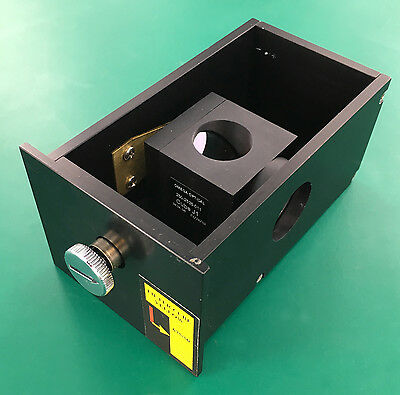 Compucyte Olympus Omega J1 Laser Yellow Optical Filter Cube 675/50 Dichroic Set