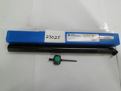 "S12Ssducl2Ex - 3/4"" Kennametal Steel Lh Boring Bar  **new** Pic#23025"