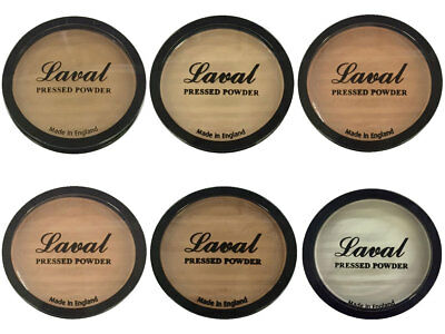 Laval Creme Compact Pressed Face Powder Foundation Various Colours Available