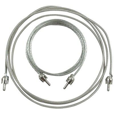 Vintage Style Reverb Cable Set for Reverb Tanks