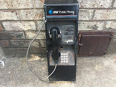 1998 AT&T Public Phone credit card/toll free/Collect 11A Coinless