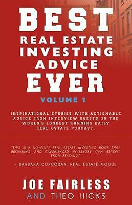 Best Real Estate Investing Advice Ever by Joe Fairless (English) Paperback Book