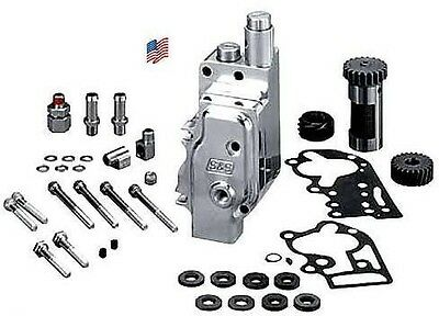 Billet Oil Pump Kit S&S Cycle  31-6203