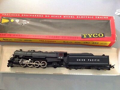 Tyco Ho : Locomotive Vapeur En Metal 5322 Union Pacific Dn Boite