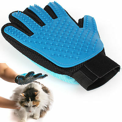 Softest True Touch Deshedding Glove for Gentle & Efficient Pet Dog Cat Grooming