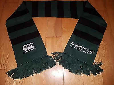 Ireland Irfu Official Canterbury Of New Zealand Supporters Club Scarve