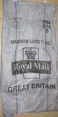 10 Royal Mail Bags Hold 11 Kg Capacity  1 Metre X Half A Metre Very Strong