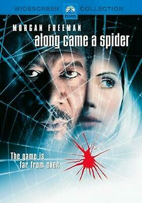 Along Came a Spider - DVD Region 1 Free Shipping!