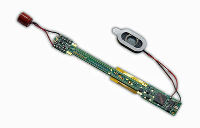 Digitrax SDN144A1 N Scale DCC Drop-in Sound Decoder for Atlas SD50 SD60 20021