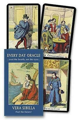 Every Day Oracle by Lo Scarabeo (English) Paperback Book Free Shipping!