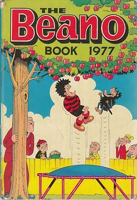 The Beano Book 1977 - D C Thomson - Acceptable - Hardcover