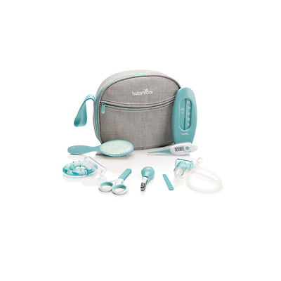 Babymoov Personal Care Kit with Baby Vanity Set - Aqua