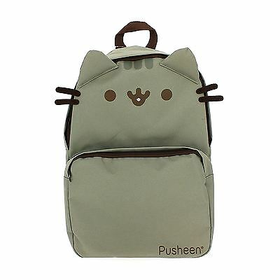 Officially Licensed Pusheen Character Shaped Backpack