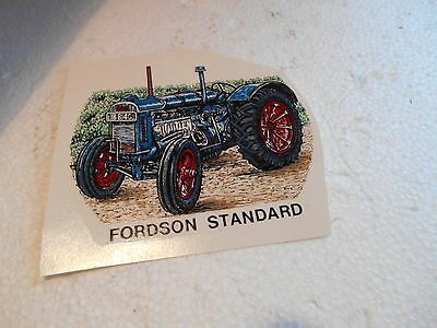 """1990s  3""""  SMOOTH SURFACE TRANSFER OF FORDSON STANDARD TRACTOR"""