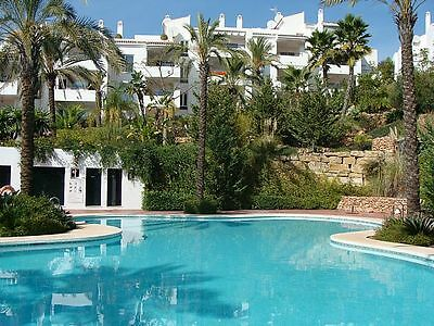 3 D/bed Alhaurin Golf Apartment/holiday Home,spanish Property,malaga,marbella,��