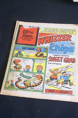 WHIZZER & CHIPS  19th April 1980