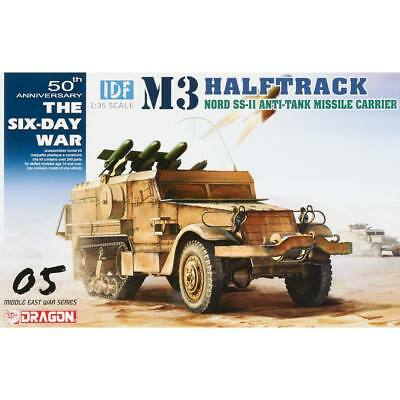 NEW Dragon Models 1/35 IDF M3 Halftrck Nord SS-11 Anti-Tank 3579