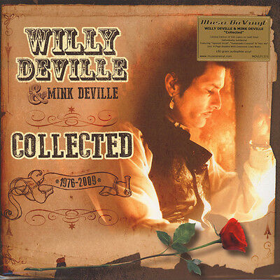 Willy Deville - Collected Gold Vinyl Edition (2LP - 2015 - EU - Reissue)