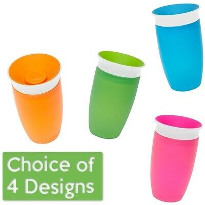 Munchkin Miracle 360° Sippy Cup (Choice of Colour)  (A14)