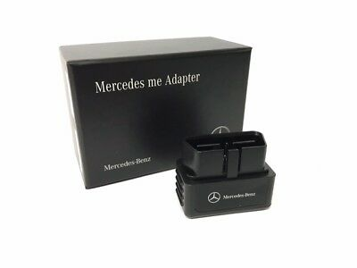 Original Mercedes-Benz - Mercedes me Adapter - connect me Nachrüstung