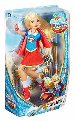 DC Super Hero Girls Supergirl 12in Action Doll, New