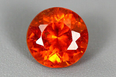 1.440Ct Aaa Fanta Orange Color 100% Nr Top Sparkling Mandarin Spessartite Garnet
