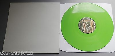 Coil - Unnatural History 2013 Green Vinyl Repro LP