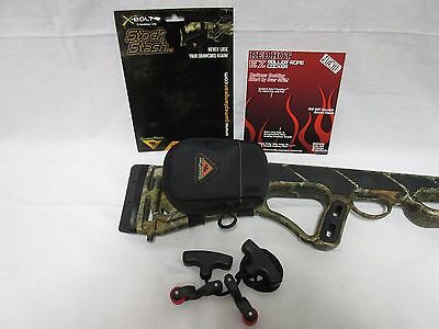 Parker Red hot EZ Roller cocker crossbow cocking device & Carrying case